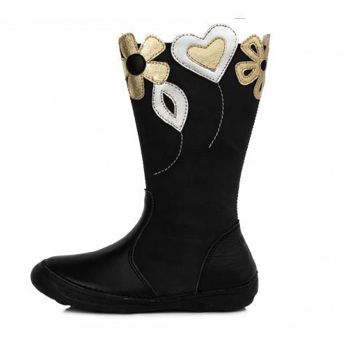 Juodi batai su pašiltinimu 31-36 d. 046614L