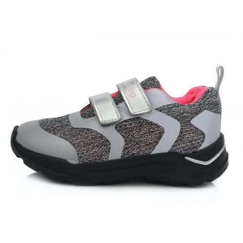 Pilki sportiniai batai 24-29 d. F61781BM