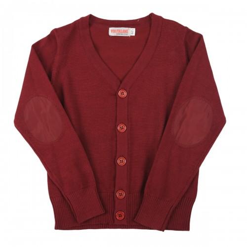 Bordo megztinis 134-164