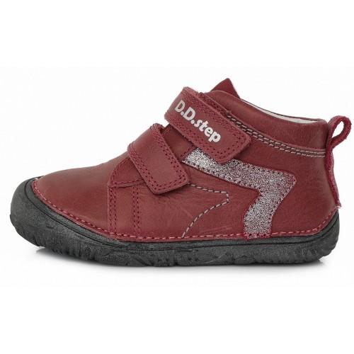 Barefoot raudoni batai 26-31 d. 073504BM
