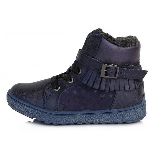 Mėlyni batai su pašiltinimu 28-33 d. DA061432A
