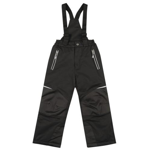 Juodos Kalborn kombinezoninės kelnės 110-134 cm