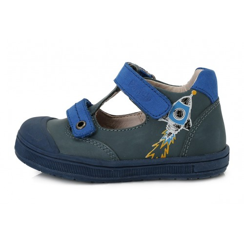 Mėlyni batai 22-27 d. DA031324