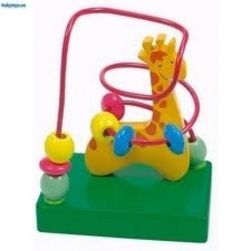 """Ergoterapinis žaislas """"Žirafa"""", 18 mėn+"""