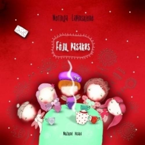 Muzikinė pasaka FĖJŲ PASAKOS (su CD)