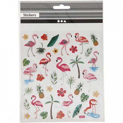 Lipdukai, Flamingai