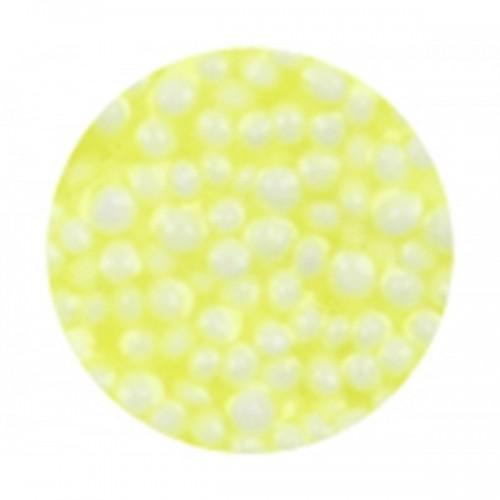 Burbulinis modelinas - geltona neoninė spalva 35 gr