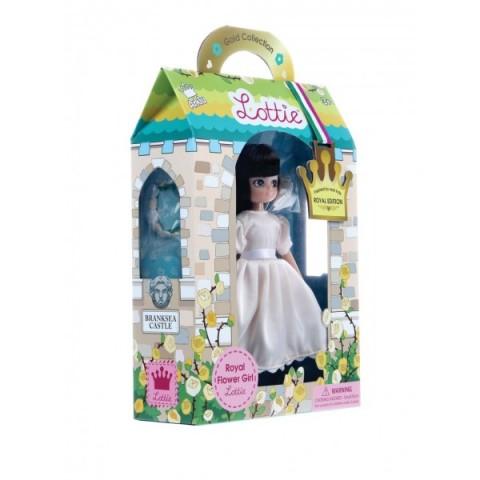 Lottie lėlė - Karališkųjų vestuvių mergaitė