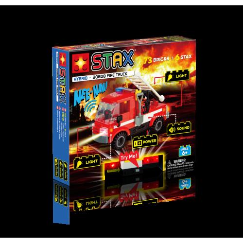 STAX Hybrid Ugniagesių automobilis