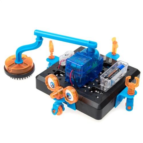 Robotas ŠVARUOLIS, STEM