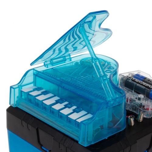 Mini pianinas, STEM