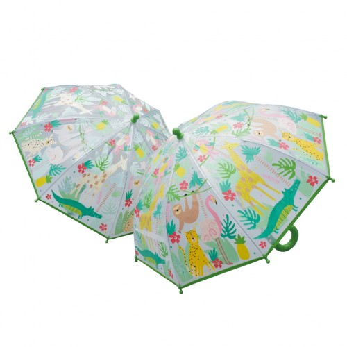 Magiškas skėtis, Džiunglės