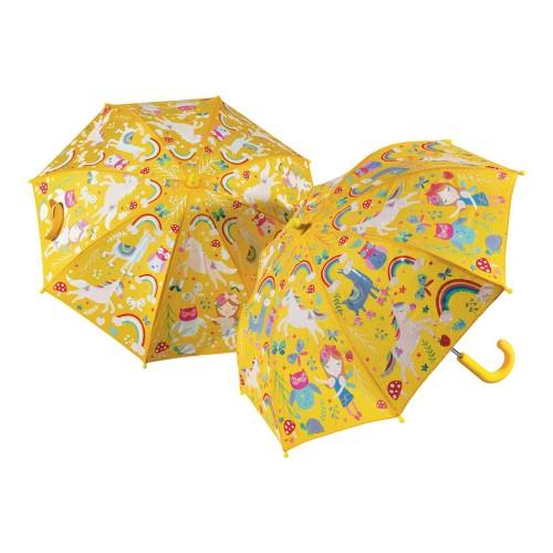 Magiškas skėtis, Vaivorykštės fėja
