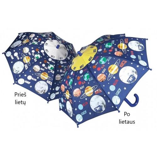 Magiškas skėtis, Visata