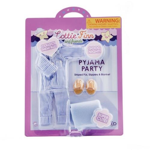 Lottie aksesuarų rinkinys Pyžama