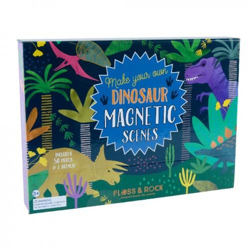Magnetinis žaidimas, Dinozauras