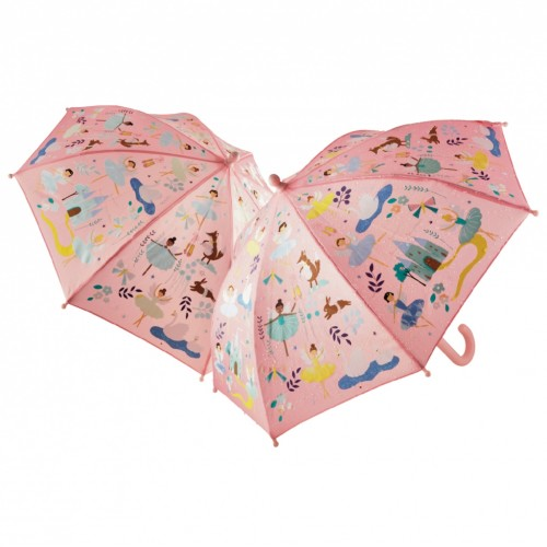 Magiškas skėtis, Užburtoji