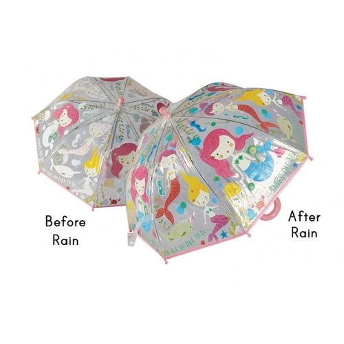 Magiškas skėtis, Undinėlė