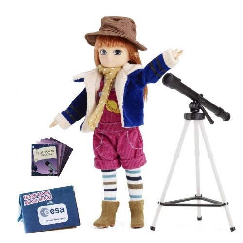 Lottie lėlė - Astronomė