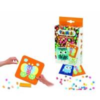 PlayMais žaidimas Mini mozaika 300, Pelėda-Drugelis