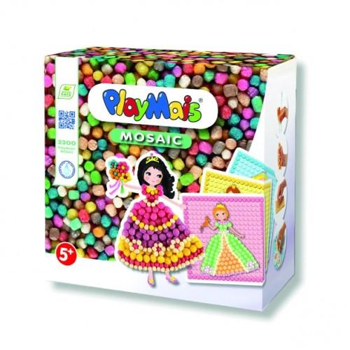 PlayMais žaidimas mozaika 2300, Svajonių princesė