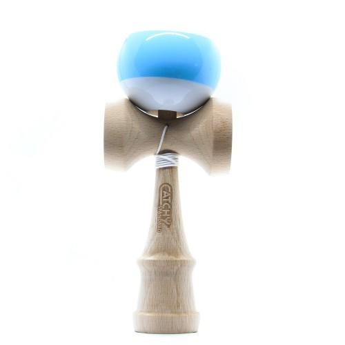 Kendama žaislas, medinis/mėlynas